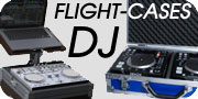 Flight case DJ