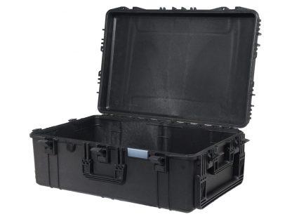 grande valise vide