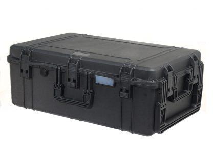 Grande valise étanche à roulette
