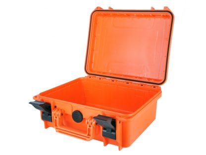 Valise orange haute visibilité