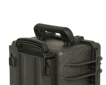 poignée téléscopique valise