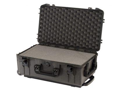 valise etanche avec mousse prédécoupée