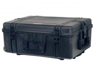 valise noire fermée