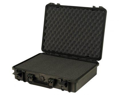 valise faible hauteur avec mousse