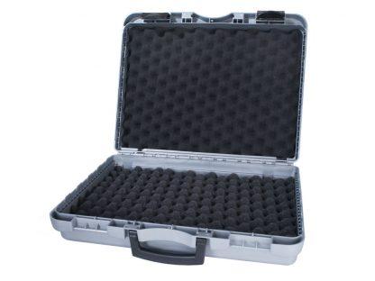 valise présentoir avec mousse