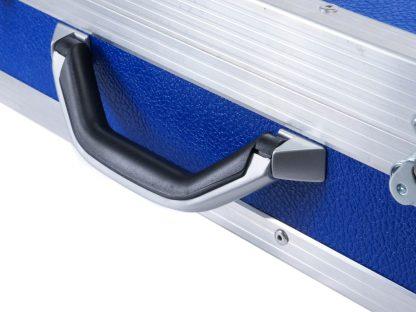 poignée en métal et plastique pour valise