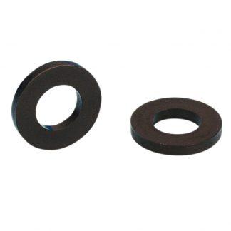 rondelle protection plastique