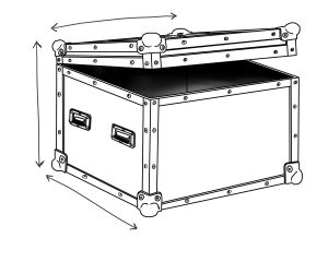 Malle flight case